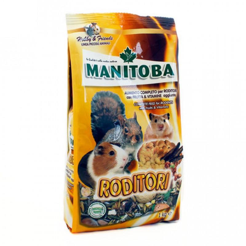 Manitoba Roditori Корм для всеядных грызунов, 1 кг