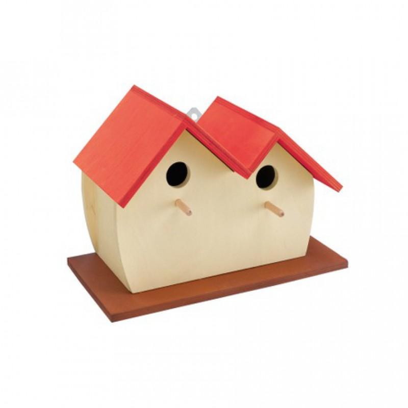 Ferplast NATURA гнездовой домик для птиц Fun №5