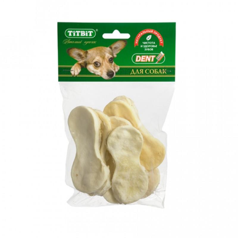 TiTBiT Чипсы говяжьи XL для взрослых собак средних пород, 40 гр