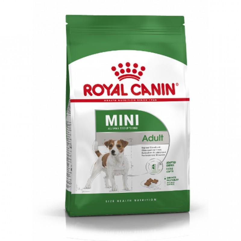 Royal Canin Mini Adult Сухой корм для взрослых собак мелких пород, 4 кг