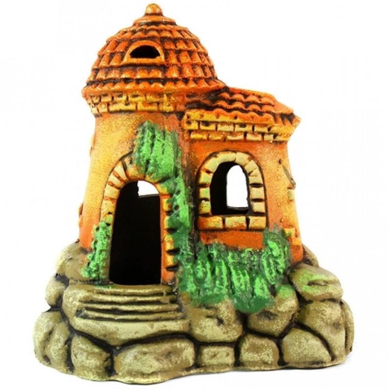 Замок - купол