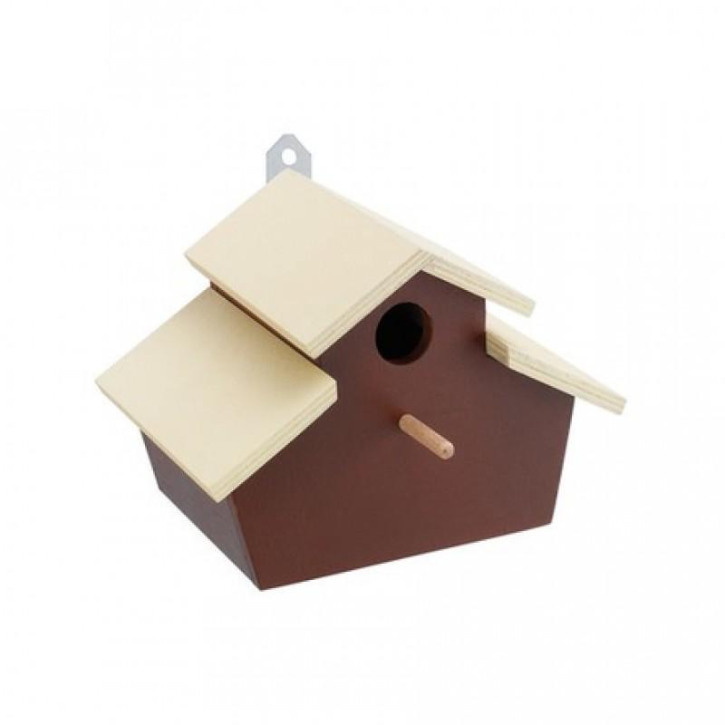 Ferplast NATURA домик для птиц Fun №3