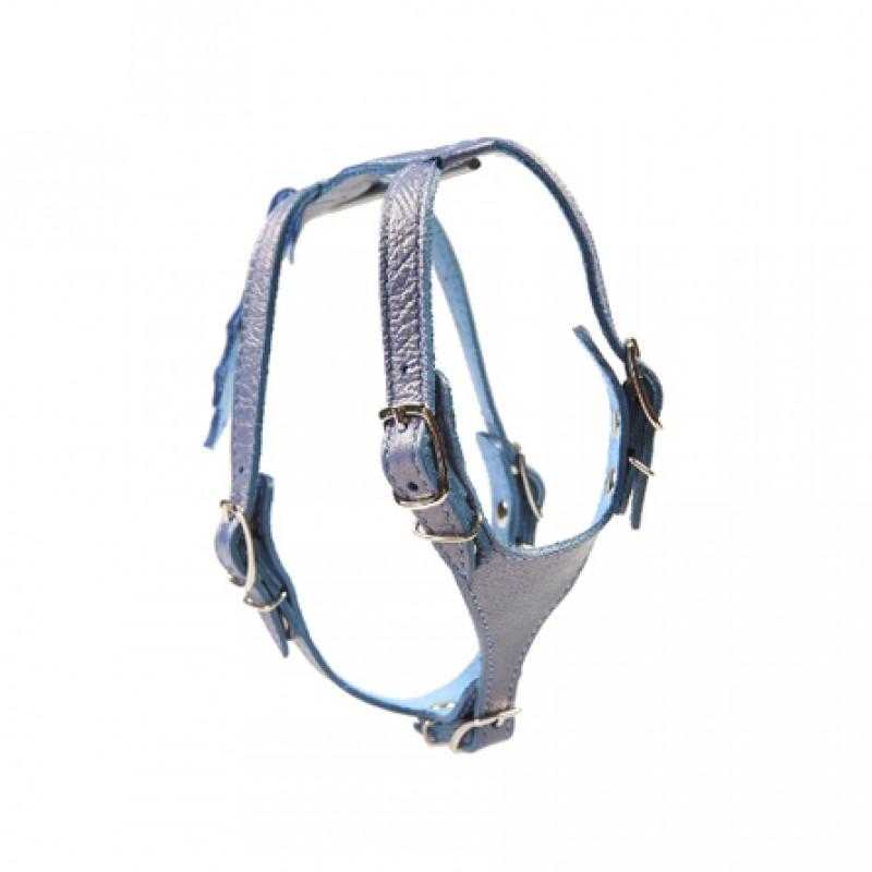 Dogger Шлейка для собак, ширина 1 см, объем 31-36 см, цветная