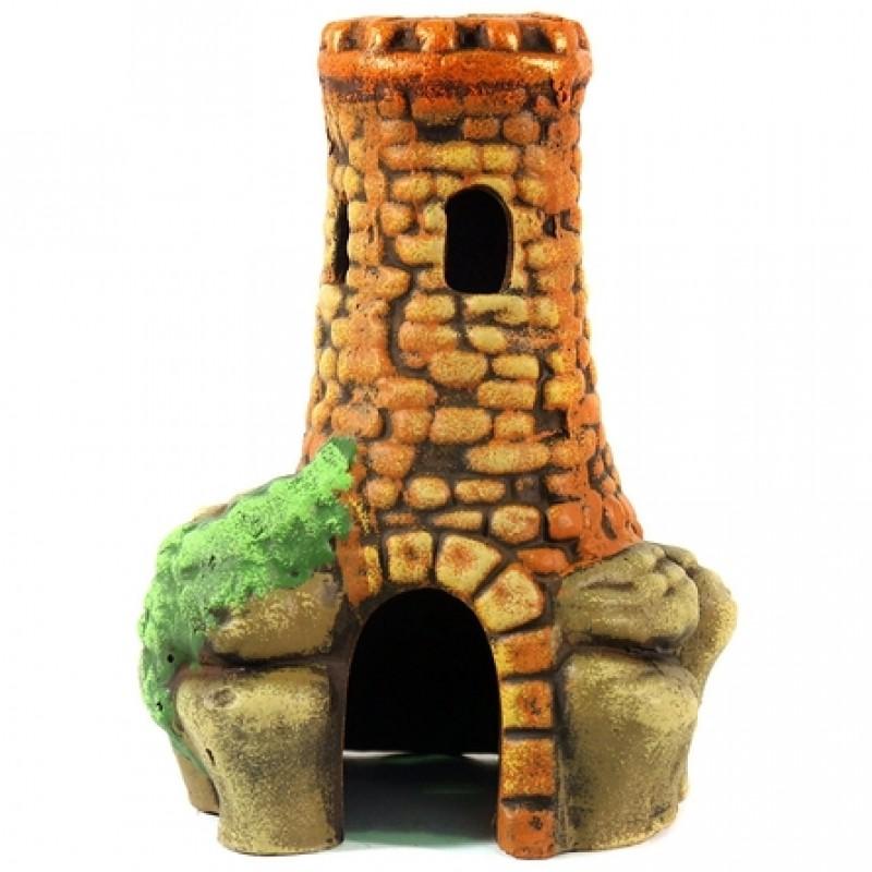 Башня на камнях