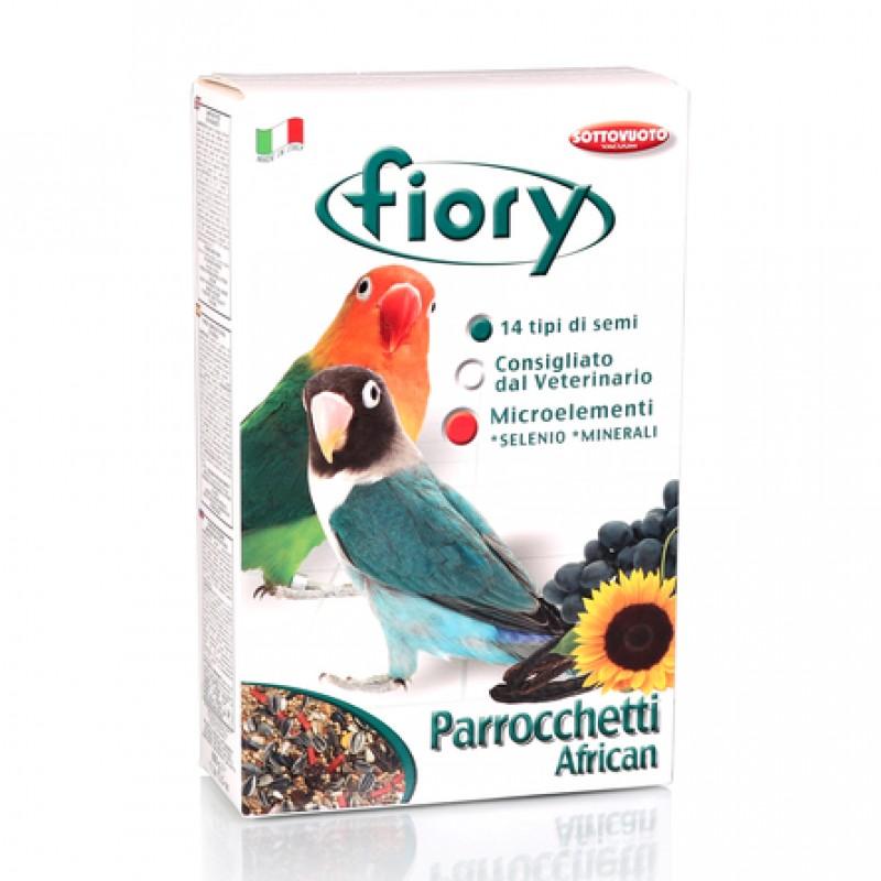 Fiory Корм для средних попугаев, 800 гр