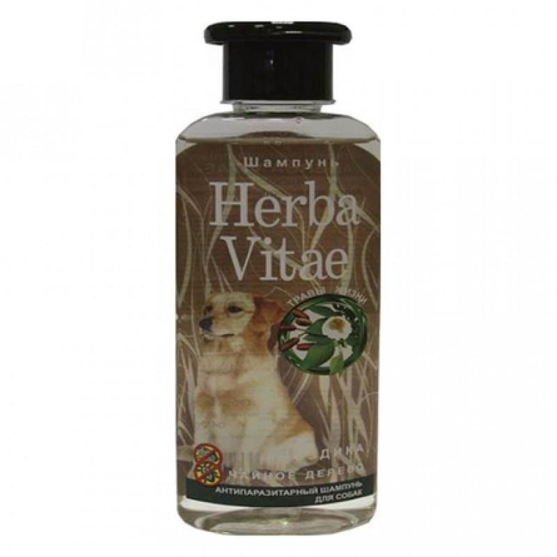 Herba Vitae Шампунь для собак антипаразитарный, 250 мл