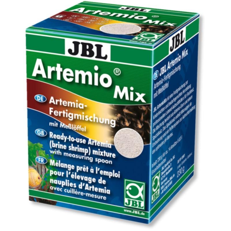 JBL ArtemioMix Смесь яиц артемии с солью, 200 мл
