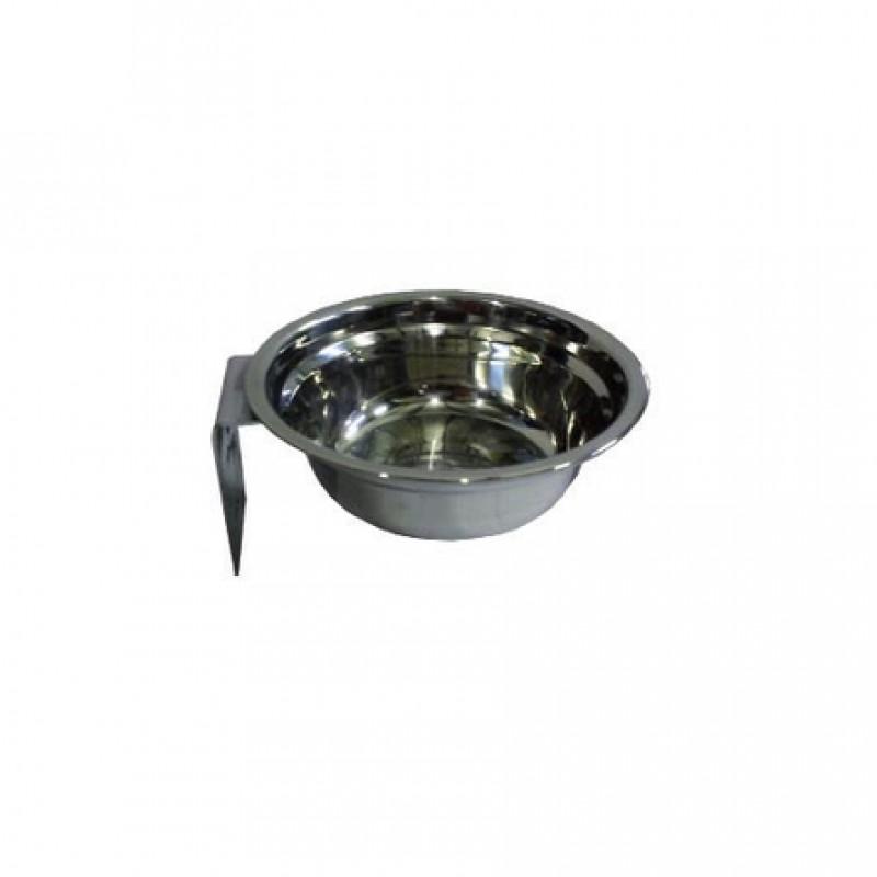 Данко Кормушка для собак стеновая, металл