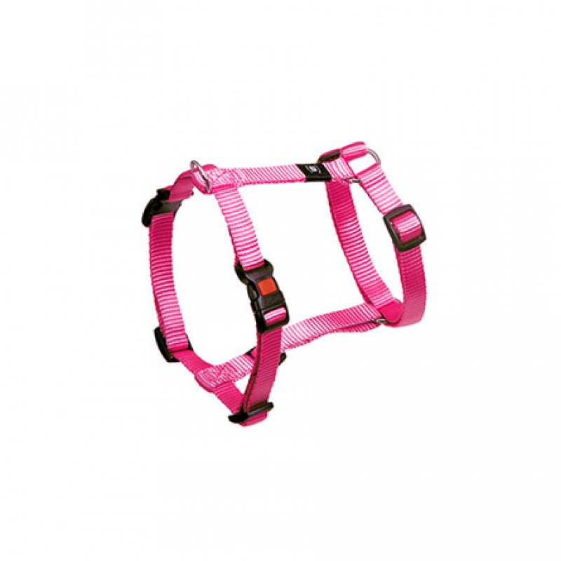 Karlie Шлейка для собак Art Sportiv Plus, ширина 2,5 см, объем 90-120 см, розовая