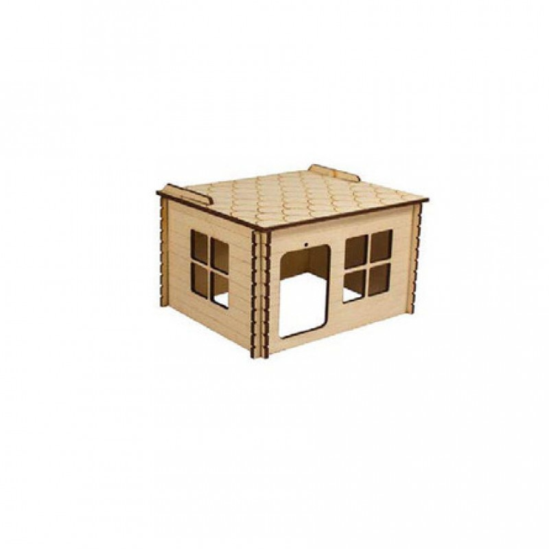 Данко домик для грызунов Дг-S