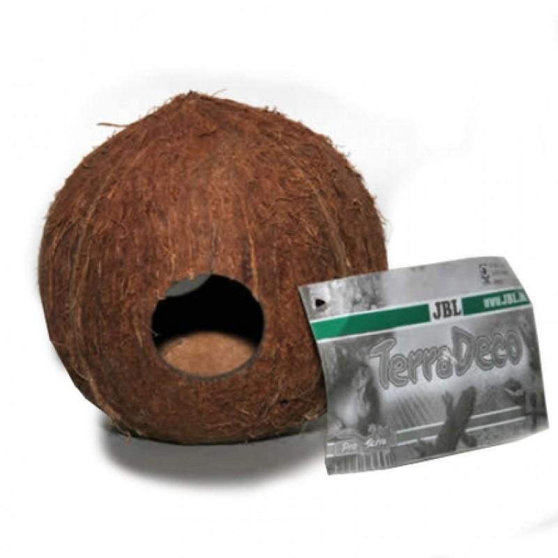 JBL Cocos Cava Пещера из целой кожуры кокоса большого размера