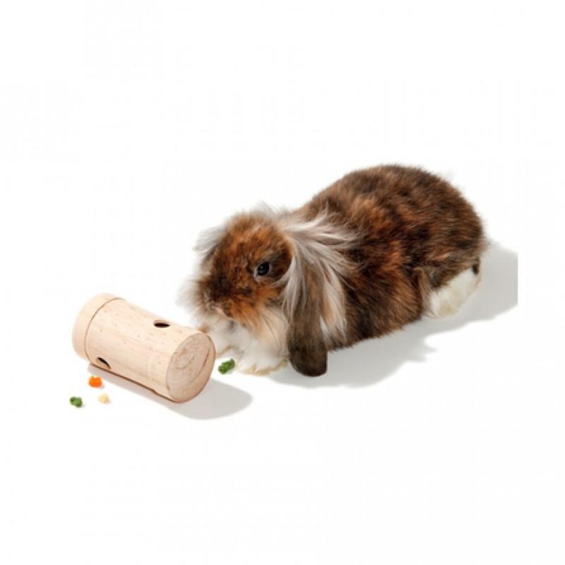 Karlie Интерактивная игрушка для грызунов ''Цилиндр''