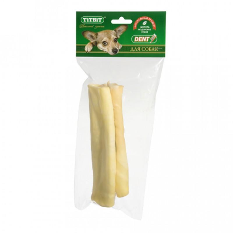 TiTBiT Багет с начинкой большой для взрослых собак средних и крупных пород, 70 гр