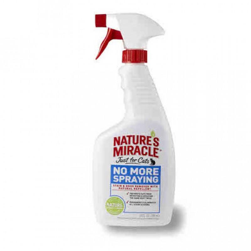 Nature's Miracle JFC No More Spraying Средство-антигадин для кошек, 710 мл