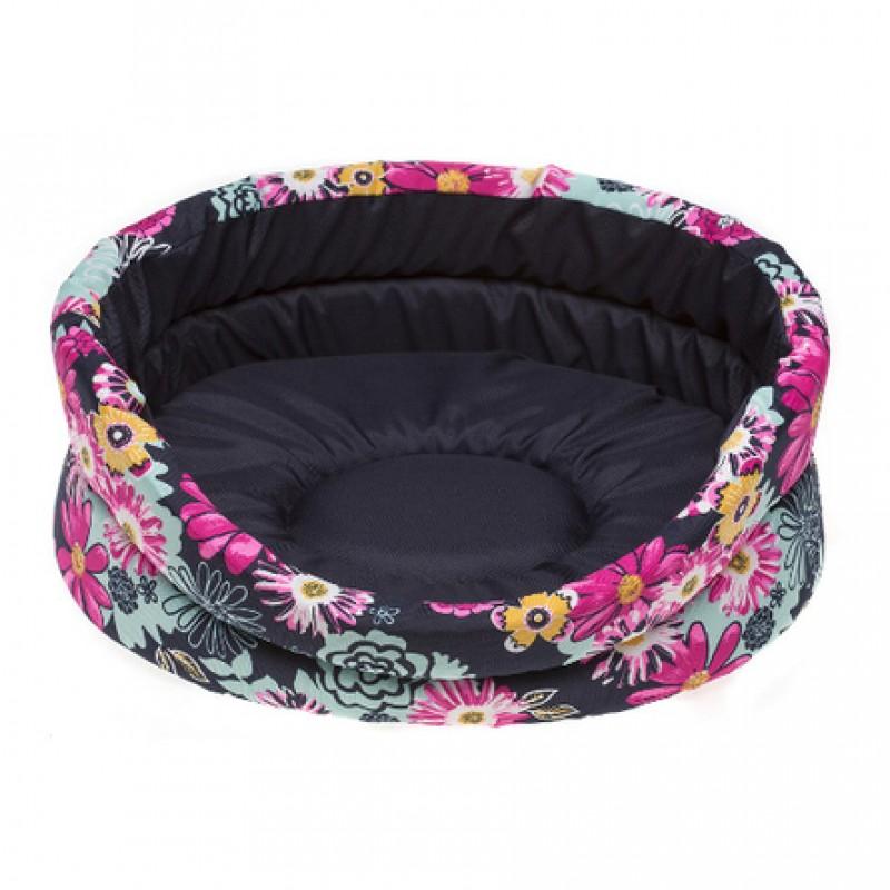 Comfy Bloom M Лежанка для животных, полиэстер