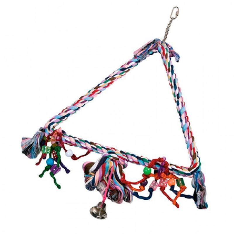 Flamingo TRIANGLE M игрушка для птиц