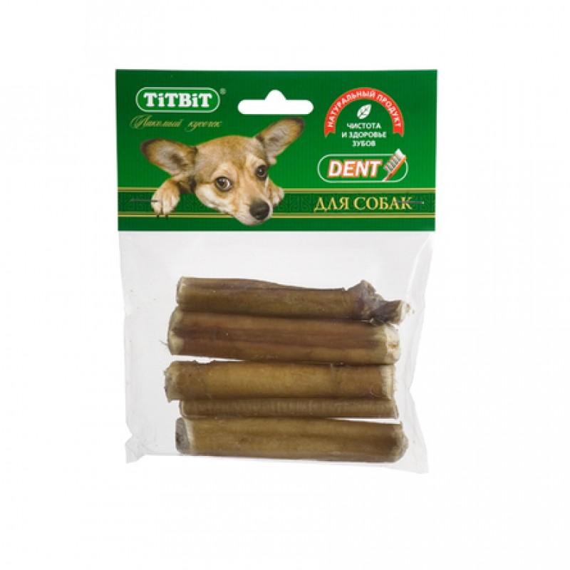 TiTBiT Корень бычий резаный для взрослых собак мелких пород