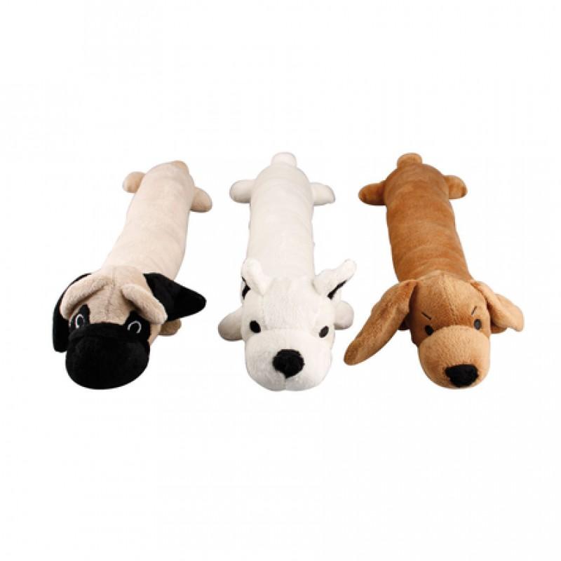 Flamingo Плюшевая собака игрушка со звуком для собак