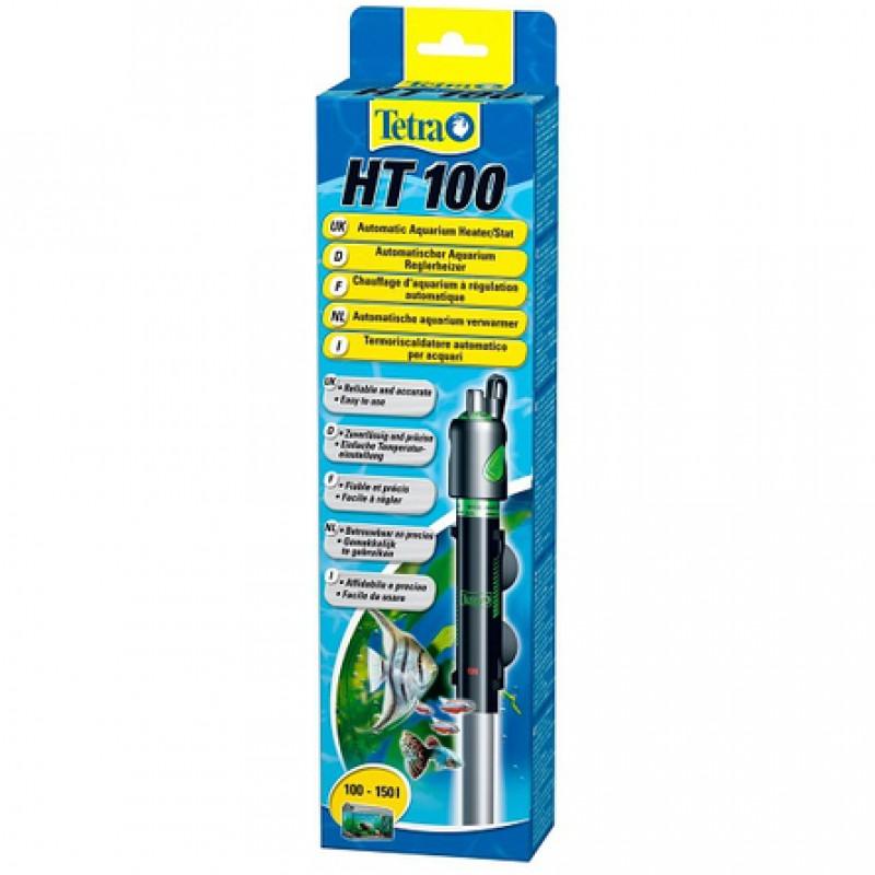 Tetra HT 100 Регулируемый нагреватель для аквариума 100-150 л
