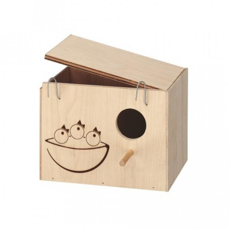 Ferplast домик гнездовой для птиц NIDO M