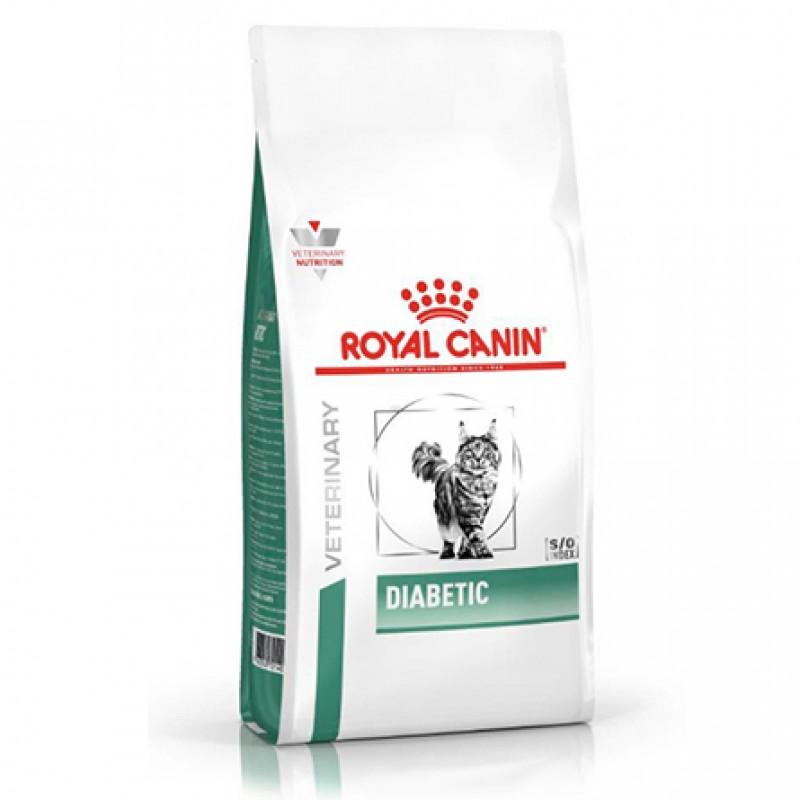 Royal Canin Diabetic Сухой лечебный корм для кошек при заболевании диабетом, 1,5 кг