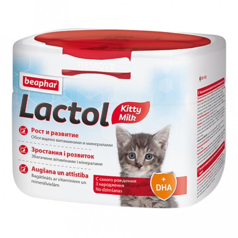 Beaphar Lactol Kitty Milk Молочная смесь для котят, 250 гр