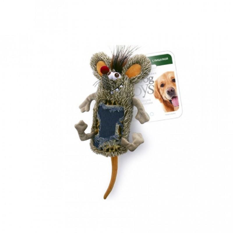 Gigwi Мышь игрушка для собак