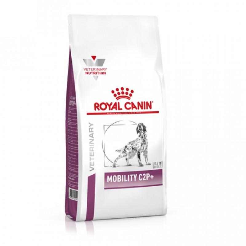 Royal Canin Mobility C2P+ MC25 Сухой лечебный корм для собак при заболеваниях опорно-двигательного аппарата, 2 кг
