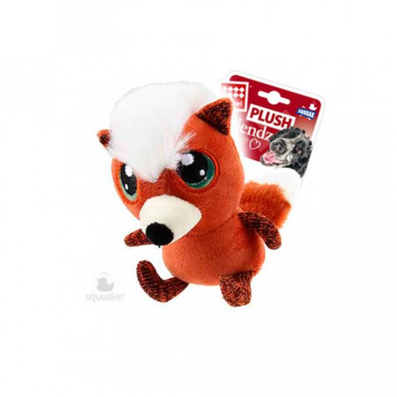 GiGwi Friendz игрушка для собак, лиса