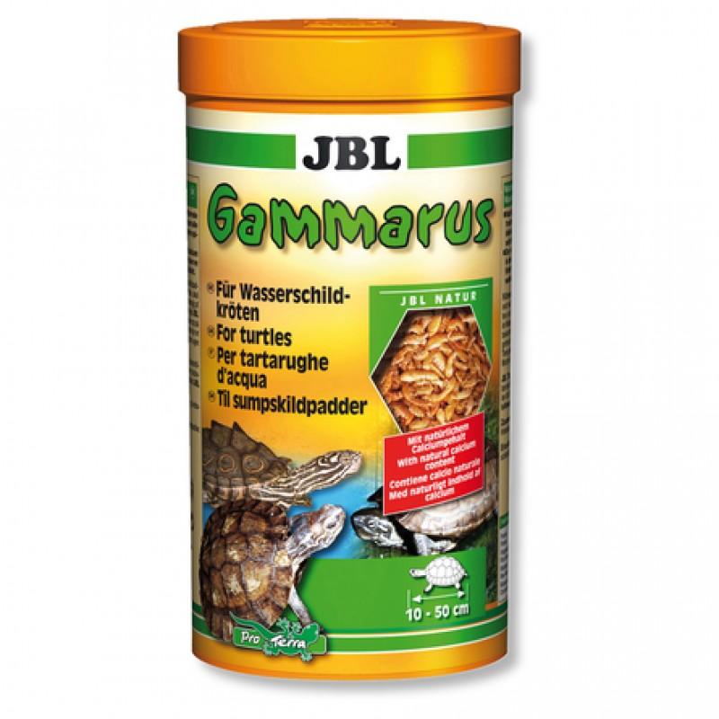 JBL Gammarus Корм-лакомство для водных черепах, гаммарус, 250 мл