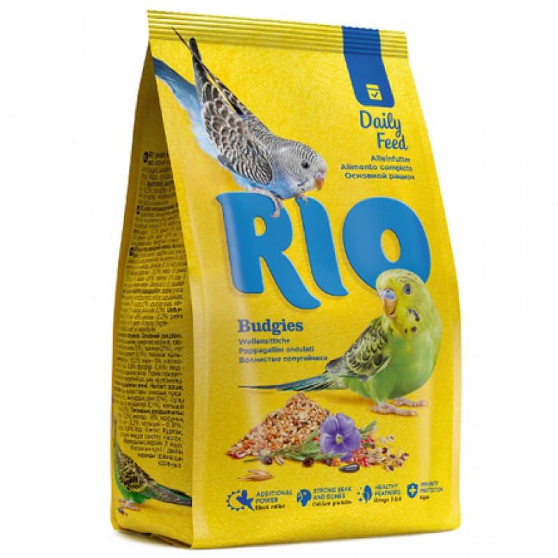 RIO Корм для волнистых попугаев, 500 гр