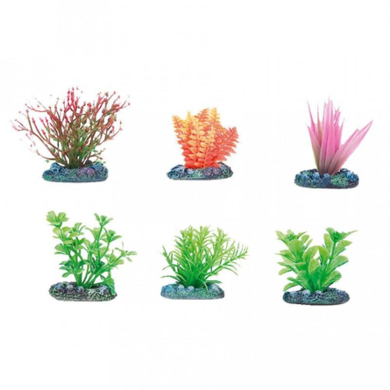 Karlie Folagua искусственное растение для аквариума