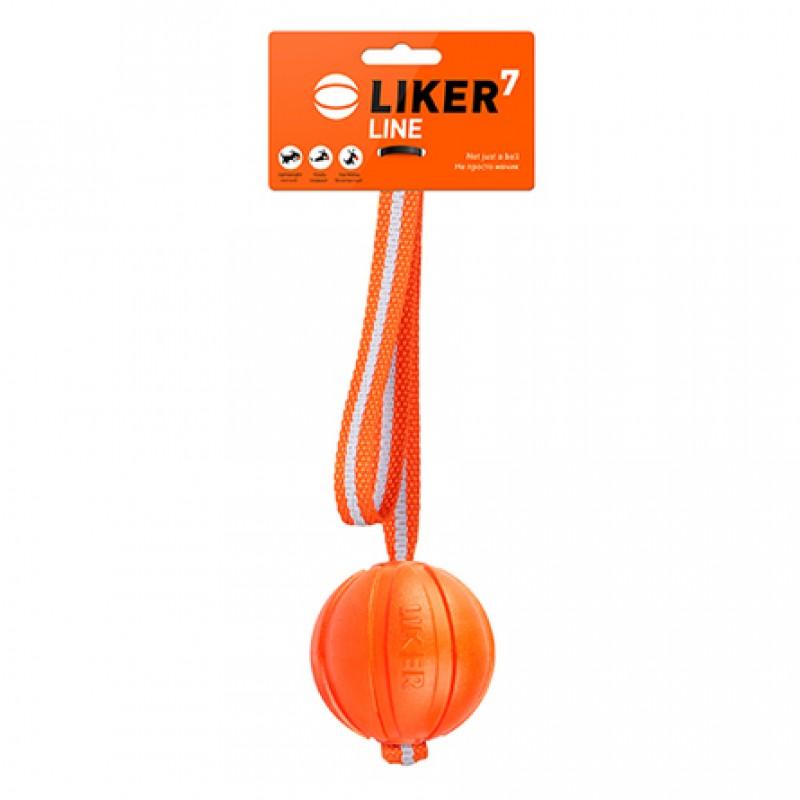 Collar Liker Line Мяч на ленте для собак, 7 см