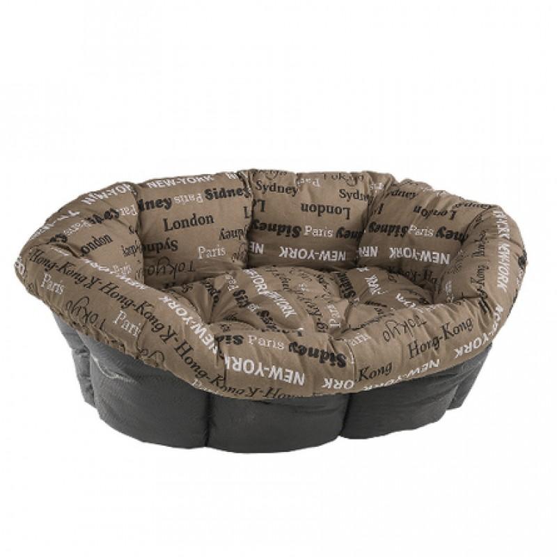 Ferplast SOFA запасная подушка для пластиковых лежаков Siesta Deluxe №12 для собак, без меха