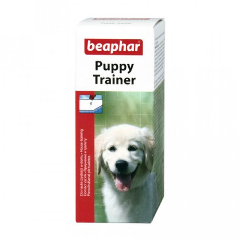 Beaphar Puppy Trainer Средство для приучения щенков к туалету, 50 мл