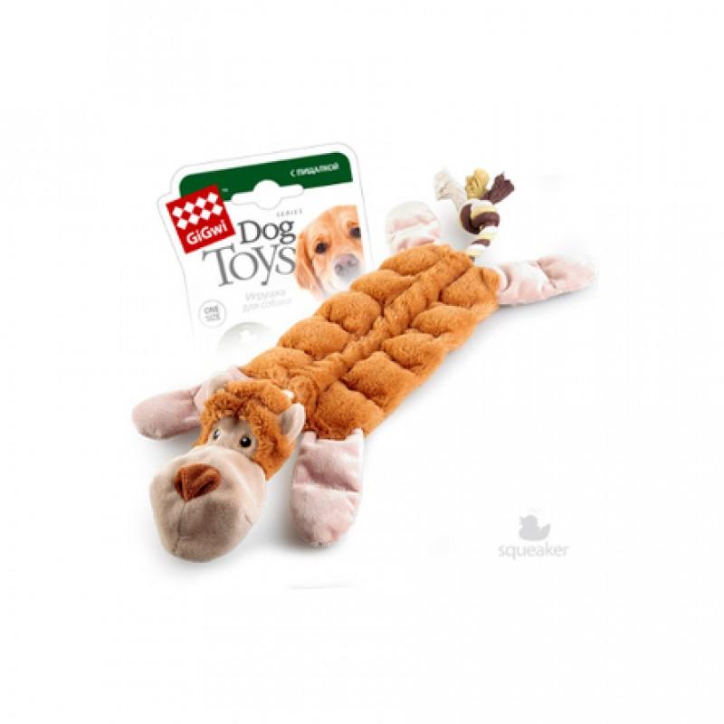 GiGwi Dog Toys игрушка для собак, обезьяна