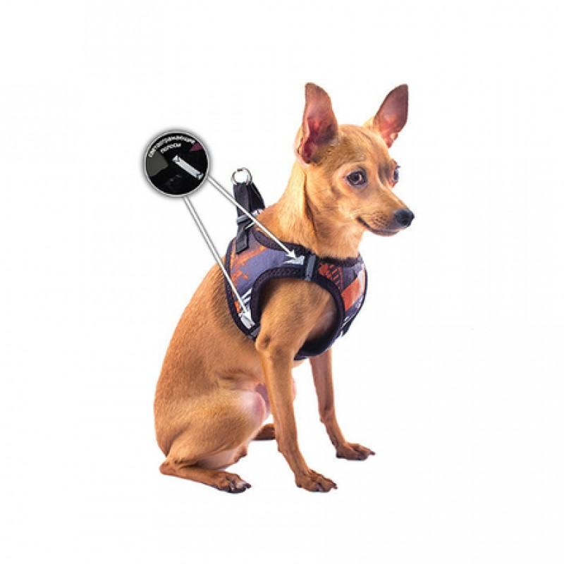 Darell Шлейка быстросъёмная для собак