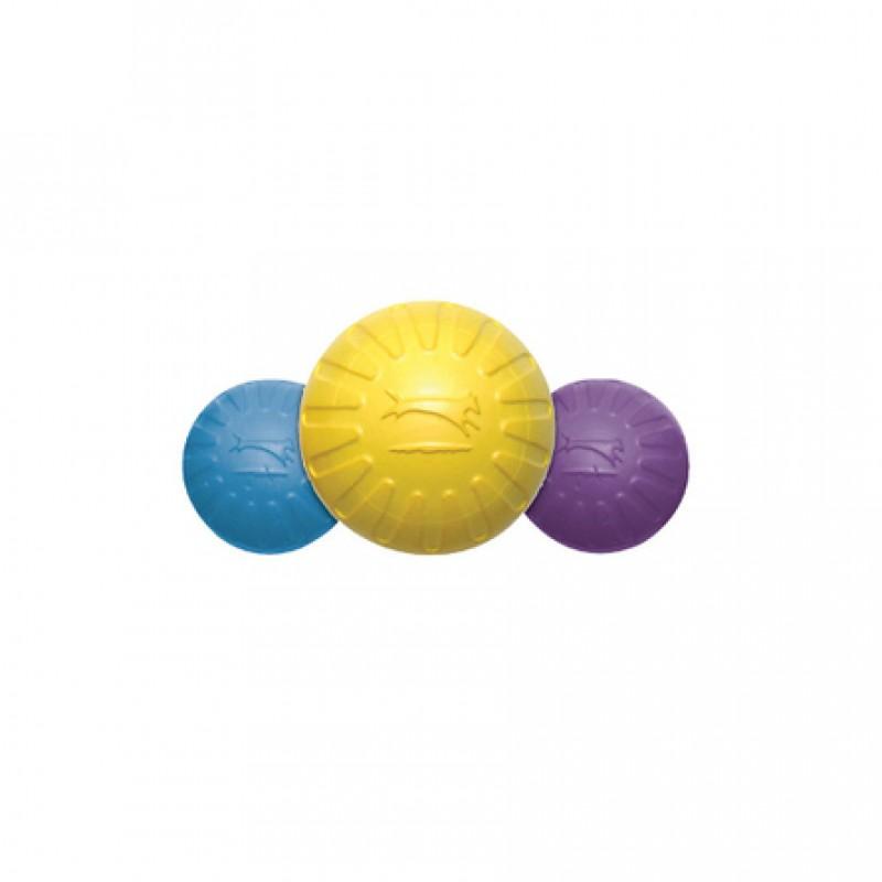 StarMark Fantastic Foam Ball Мяч из вспененной резины для собак, средний