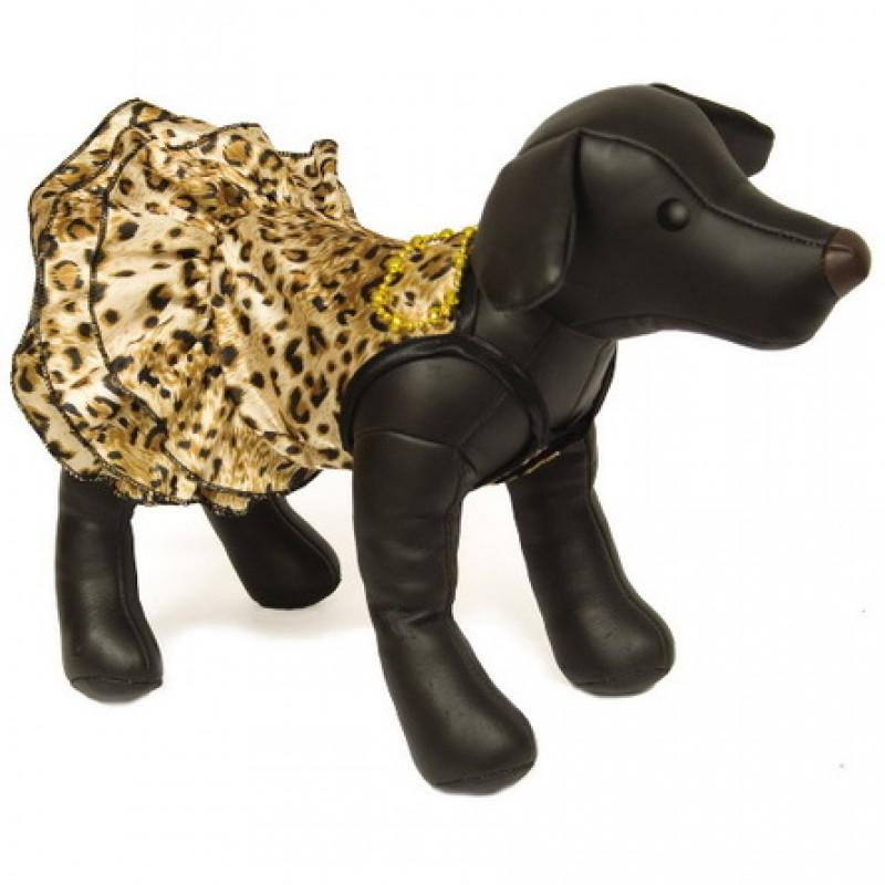Dezzie Платье для собак, размер 30 см