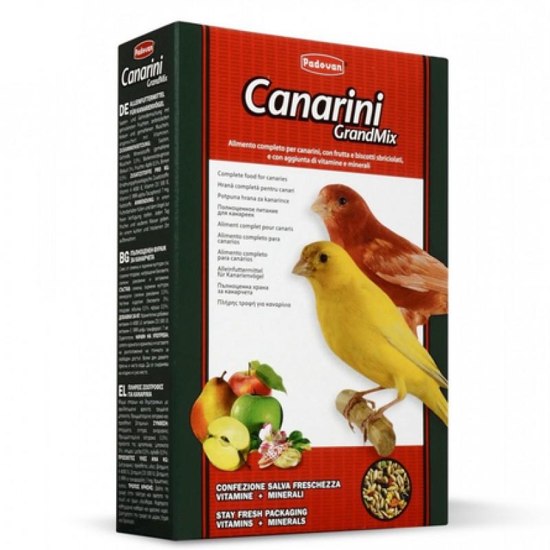 Padovan Grandmix Canarini Корм для канареек, 400 гр