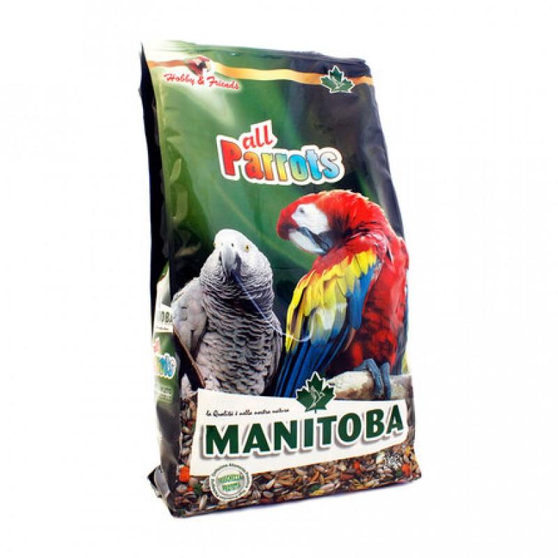 Manitoba Корм для крупных попугаев, 2 кг