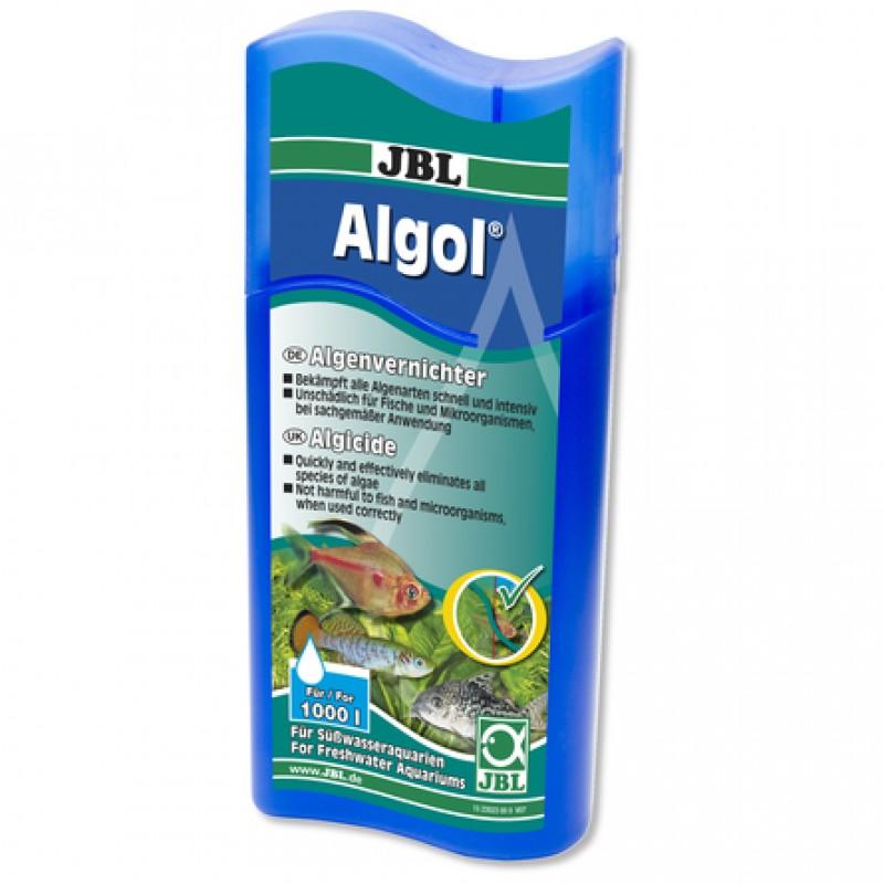 JBL Algol средство для борьбы с водорослями, 250 мл