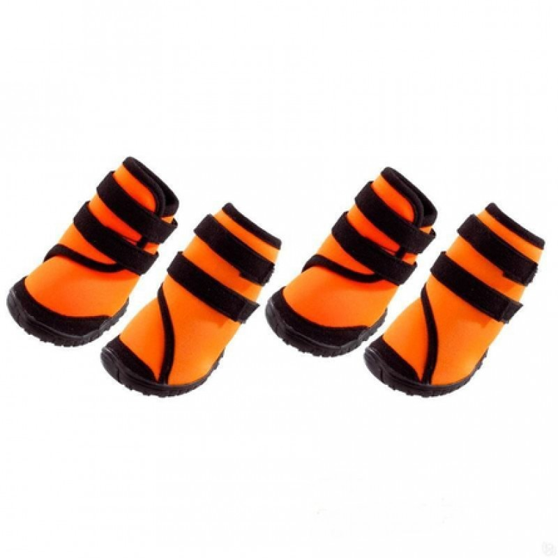 Ferplast Trekking Shoes Обувь для собак, размер 8,5х7х12 см