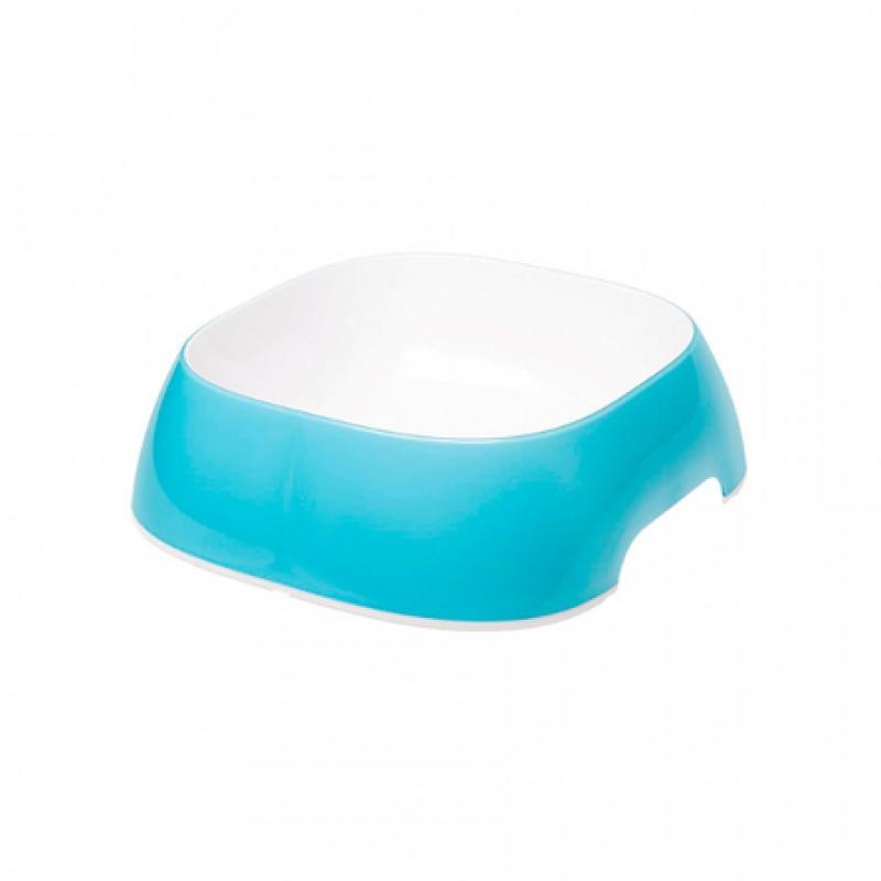 Ferplast Glam Large Миска для собак, голубая, пластик