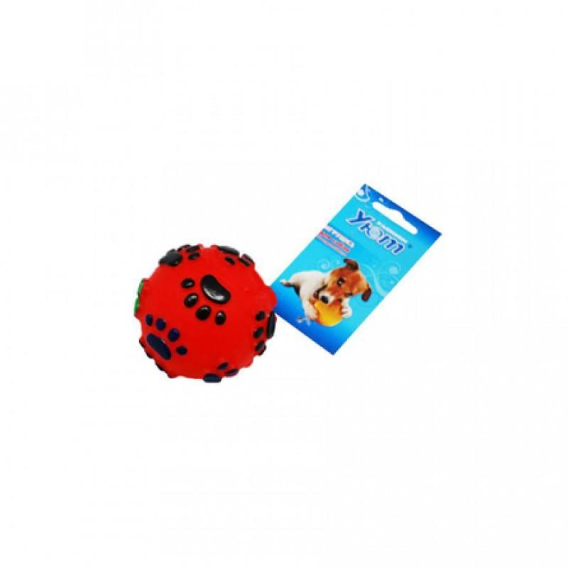 УЮТ Игрушка для собак ''Мяч-Лапки''