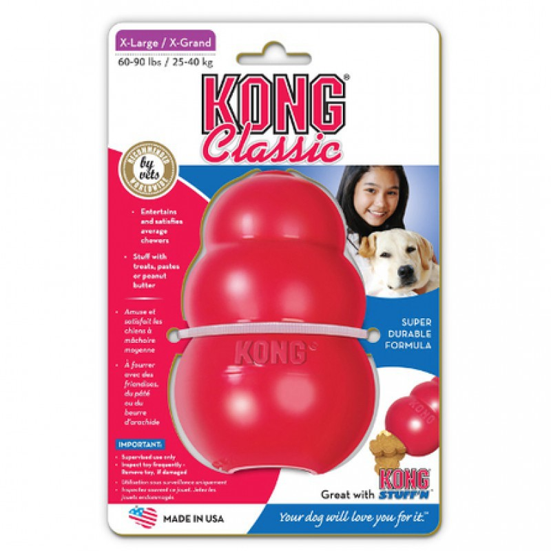 Kong Classic XL Игрушка для собак большая