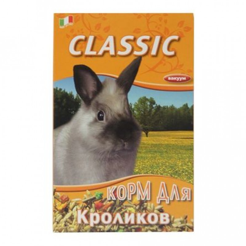 Fiory Classic Корм для кроликов, 770 гр
