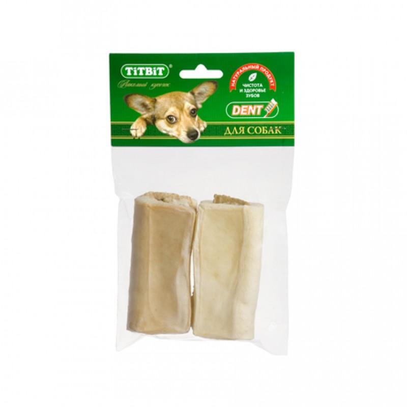 TiTBiT Сэндвич с рубцом говяжьим для взрослых собак средних и крупных пород, 60 гр