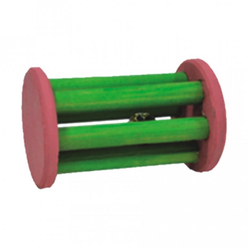 Green Farm Игрушка для грызунов Барабан с погремушкой