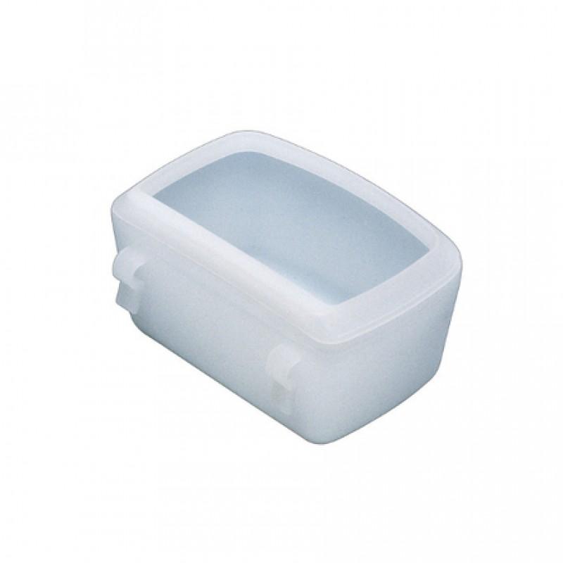 Ferplast Clip Поилка для переносок Atlas, белая, пластик